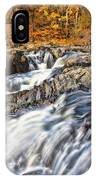 Waterfalls At Fishkill Creek IPhone Case