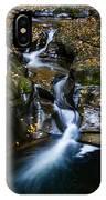 Waterfalls At Watkins Glen IPhone Case
