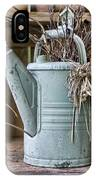 Watering Can Pot IPhone Case