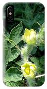 Watermelon Flowers And Vine IPhone Case