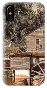 Watermill Two IPhone Case