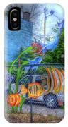 Waterworld Dreams IPhone Case