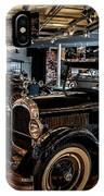 Watler P Chrysler Museum 2 IPhone Case