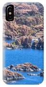 Watson Lake IPhone Case