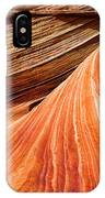 Wave Lines IPhone Case