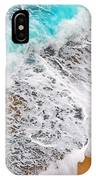 Waves Abstract IPhone Case