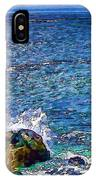 Waves And Splashes IPhone Case