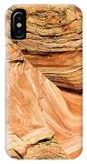 Waves And Twists IPhone Case