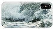 Waves In Stormy Ocean IPhone Case