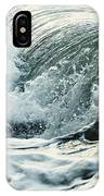 Waves In Stormy Ocean IPhone X Case