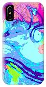 Waves Of His Love IPhone Case