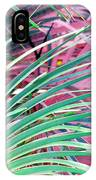 Waves Of Palm IPhone Case