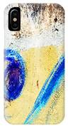 Waves On A Wall IPhone Case