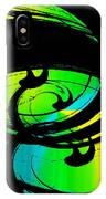 Waving 2 IPhone Case
