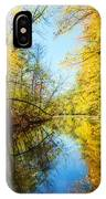 Waxen Autumn 1  IPhone Case