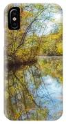 Waxen Autumn 2  IPhone Case