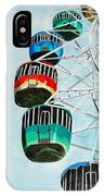 Way Up In The Sky IPhone Case