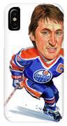 Wayne Gretzky IPhone Case