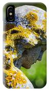Weathered Angel IPhone Case