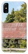 Weathered Barn IPhone Case