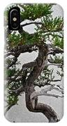 Weathered Bonsai IPhone Case