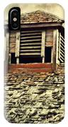 Weathered Cupola IPhone Case