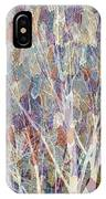 Web Of Branches IPhone Case