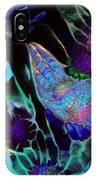 Webbed Galaxy IPhone X Case