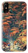 Webster's Falls IPhone Case