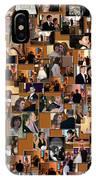 Wedding Collage IPhone Case
