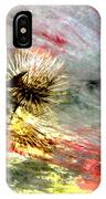 Weed Abstract Blend 2 IPhone Case