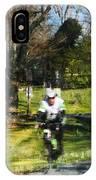 Weekend Riders IPhone Case