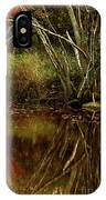 Weeping Branch IPhone Case