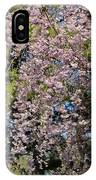 Weeping Cherry Tree IPhone Case