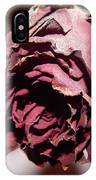 Weeping Rose IPhone Case