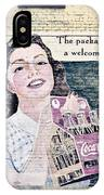 Welcome At Home IPhone Case