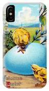 Welcome Easter Morning IPhone Case