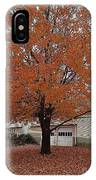 Welcome Fall IPhone Case