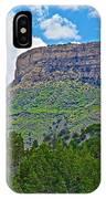 Welcoming Mesa To Mesa Verde National Park-colorado- IPhone Case
