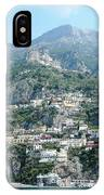 Welcoming Positano IPhone Case