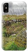 Well Of The Dead IPhone Case