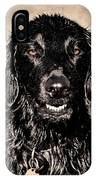 Well You Did Ask For My Best Portrait Smile IPhone Case