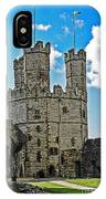 Welsh Castle IPhone Case