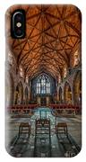 Welsh Cathedral  IPhone Case