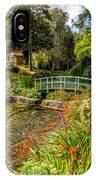 Welsh Garden IPhone Case