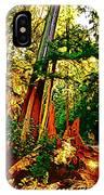 West Coast Rainforest IPhone Case