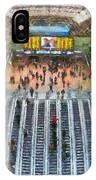 West Railway Station In Beijing IPhone Case
