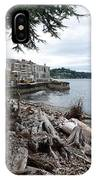 West Seattle Front Yard IPhone X Case