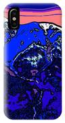 West Spanish Peak- Colorado IPhone Case