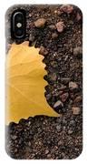 West Texas Autumn IPhone X Case